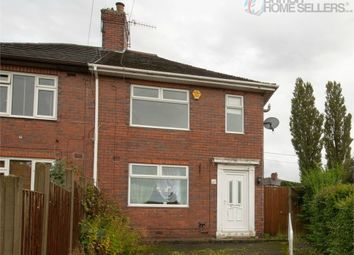 Thumbnail 3 bed semi-detached house for sale in Abbey Hulton, Stoke-On-Trent, Staffordshire