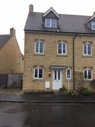 Thumbnail 4 bedroom semi-detached house to rent in Avenue De Gien, Malmesbury
