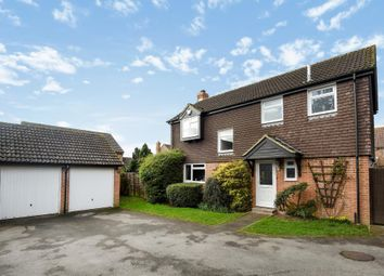Thumbnail 4 bed detached house for sale in Ashman Road, Thatcham