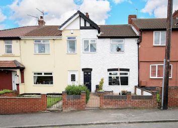 Thumbnail 3 bed terraced house for sale in Nelson Road, Edlington, Doncaster