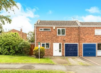 Thumbnail 3 bed semi-detached house for sale in Slade Hill, Hampton Magna, Warwick, Warwickshire