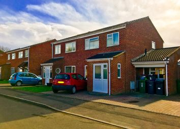 Thumbnail 3 bed semi-detached house for sale in Rocher Close, Westbury, Wiltshire