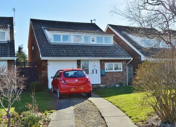 Thumbnail 3 bed detached house for sale in Ashwood Drive, Stokesley, North Yorkshire