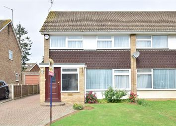 Thumbnail 3 bed semi-detached house for sale in Northwood Drive, Sittingbourne, Kent