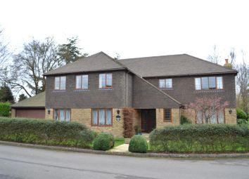 Thumbnail 5 bedroom detached house for sale in Claremount Close, Epsom