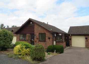 Thumbnail 2 bed detached bungalow for sale in Dakings Drift, Halesworth