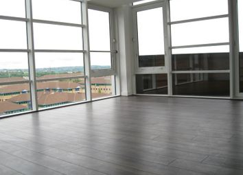 Thumbnail 1 bed flat to rent in Landmark, Waterfront West, Brierley Hill