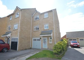 Thumbnail 4 bed semi-detached house for sale in Spring Hill, Woolley Grange, Barnsley