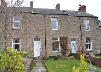 Thumbnail 2 bed terraced house for sale in Windsor Terrace, Hexham