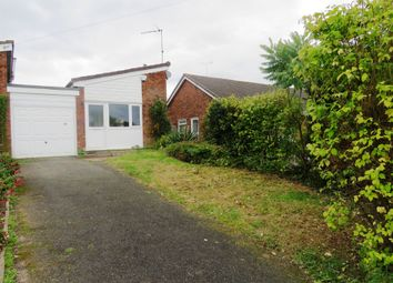 Thumbnail 3 bed terraced bungalow for sale in Lingfield Road, Bewdley