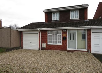 Thumbnail 3 bed semi-detached house for sale in Three Elms Road, Hereford