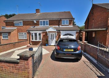 Thumbnail 4 bed semi-detached house for sale in Russell Way, Leighton Buzzard