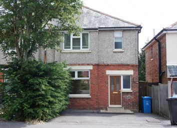 Thumbnail 3 bedroom semi-detached house to rent in Cranbrook Road, Parkstone, Poole