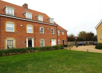 Thumbnail 4 bed town house to rent in Christophers Close, Northrepps, Cromer