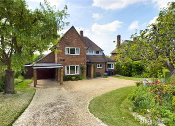 Thumbnail 3 bed detached house for sale in Priory Close, Royston
