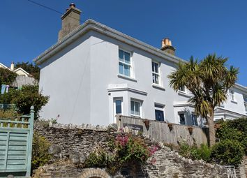 Thumbnail 4 bed semi-detached house for sale in Downderry, Torpoint