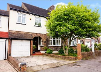 4 bed semi-detached house for sale in Hollywood Way, Woodford Green IG8