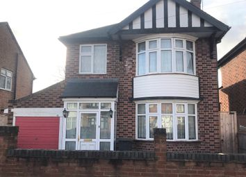 3 bed detached house for sale in Wyvern Avenue, Belgrave, Leicester LE4