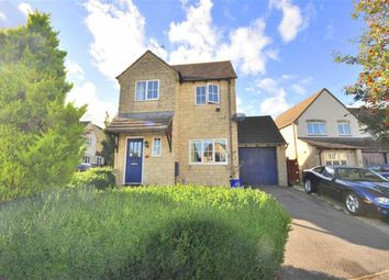 Thumbnail 3 bed detached house for sale in Lark Rise, Chalford, Stroud