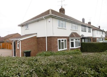 Thumbnail 3 bed semi-detached house to rent in Norman Road, Whitstable, Kent