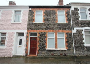 Thumbnail 3 bedroom terraced house for sale in Queen Street, Barry