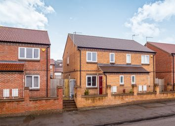 Thumbnail 3 bed link-detached house for sale in Rolleston Drive, Arnold, Nottingham
