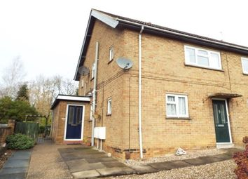 Thumbnail 2 bed maisonette to rent in Ridgway Road, Ashby De La Zouch