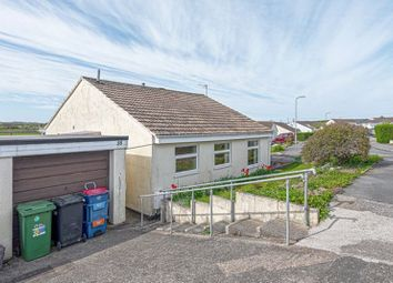 Thumbnail 3 bed detached bungalow for sale in Newlands Park Estate, Valley, Holyhead