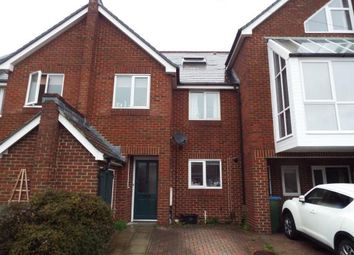 Thumbnail 4 bed terraced house for sale in Alexandra Road, Shirley, Southampton