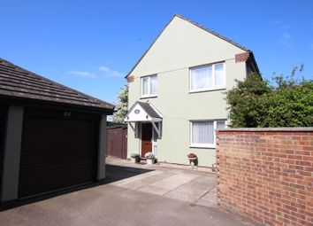 Thumbnail 3 bed detached house for sale in Meadow Grass Close, Stanway, Colchester