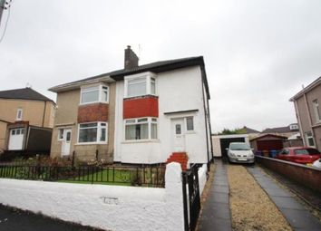 Thumbnail 3 bed semi-detached house for sale in Hathersage Drive, Garrowhill, Glasgow, Lanarkshire