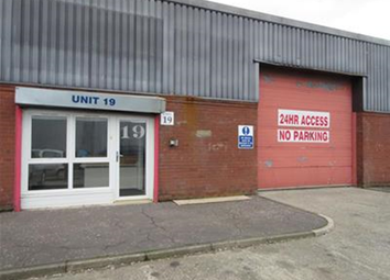 Thumbnail Warehouse to let in Halley Street, Glasgow