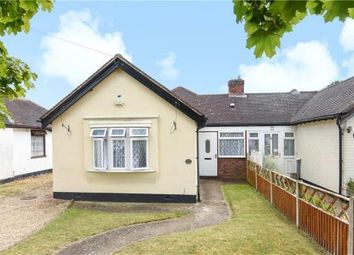 Thumbnail 4 bed semi-detached bungalow for sale in Meadway, Staines-Upon-Thames, Surrey
