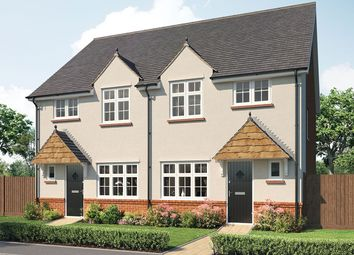 """Thumbnail 3 bed end terrace house for sale in """"Broadway"""" at Paddock Close, Castle Donington, Derby"""