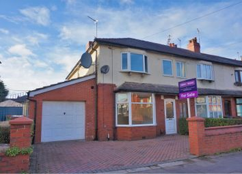 Thumbnail 3 bed terraced house for sale in Woodplumpton Road, Preston