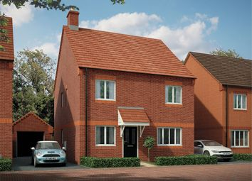 Thumbnail 4 bedroom detached house for sale in Nelson Road, Eaton Socon, St Neots