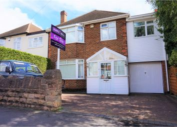 Thumbnail 5 bed detached house for sale in Arleston Drive, Nottingham