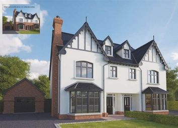 Thumbnail 4 bedroom semi-detached house for sale in 13, Harberton BT9, Belfast,