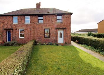 Thumbnail 3 bed semi-detached house for sale in Cairn Crescent, Corby Hill, Carlisle