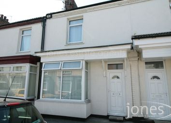 Thumbnail 3 bed terraced house to rent in Westbury Street, Stockton On Tees