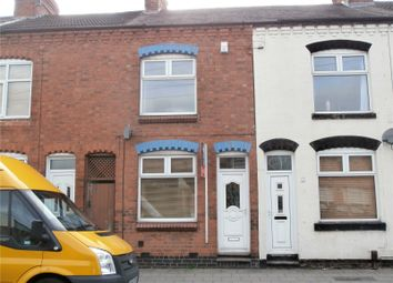 Thumbnail 2 bed terraced house to rent in Station Street, Wigston, Leicestershire