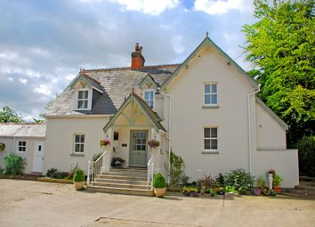 Thumbnail 6 bed detached house for sale in Flexford Lane, Sway, Sway, Lymington