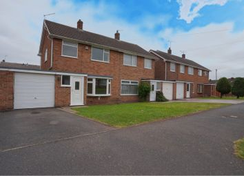 Thumbnail 3 bed semi-detached house for sale in Hornbrook Road, Burton-On-Trent
