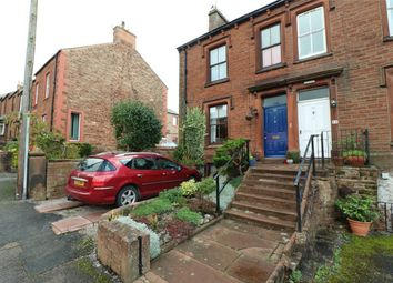Thumbnail 4 bed semi-detached house for sale in 23 Graham Street, Penrith, Cumbria