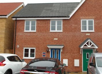 Thumbnail 3 bed property to rent in Mellowes Road, Hornchurch