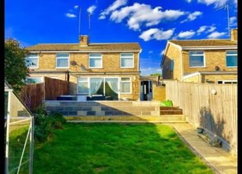 Thumbnail 3 bed semi-detached house for sale in Thornhill, Chacombe, Banbury, Northamptonshire