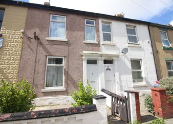 Thumbnail 3 bed terraced house for sale in Exchange Street, Blackpool, Lancashire