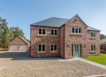 4 bed detached house for sale in Juniper Court, Woodhall Spa LN10