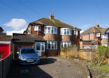 Thumbnail 3 bed semi-detached house for sale in Cross Road, Albrighton, Wolverhampton, Shropshire