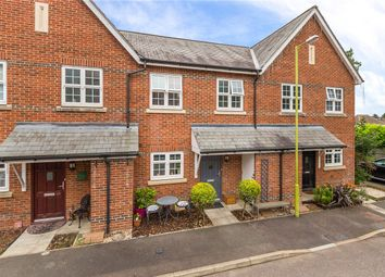 Thumbnail 3 bed terraced house for sale in Lime Tree Court, Napsbury Park, St. Albans, Hertfordshire
